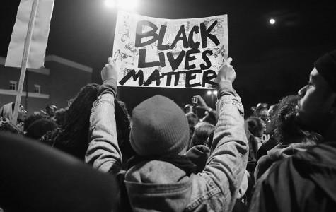 Protests Inspire #BlackLivesMatter