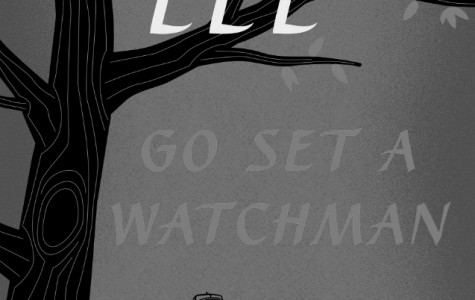 The new cover of Harper Lee's upcoming book,