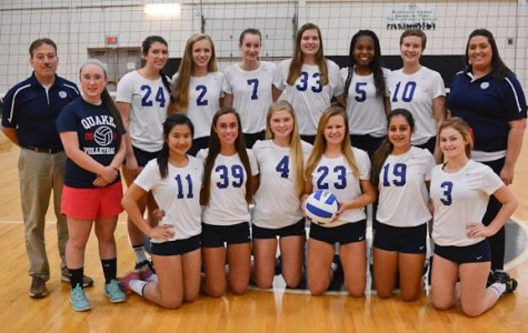 WFS Volleyball Resilient in Loss