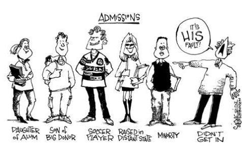 Affirmative Action or Unfair Advantage?