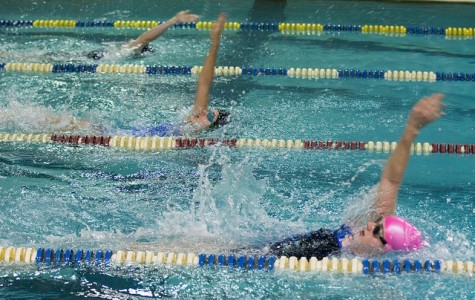 Girls Swimming Wins 3rd Place at State Championships