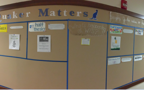 Our New Quaker Matters Board