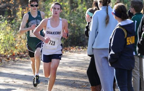Cross Country Success for Connor Nisbet
