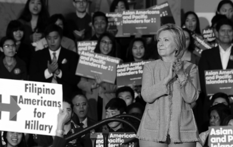 Hillary Clinton and the Women, POC, and LGBT+ Vote
