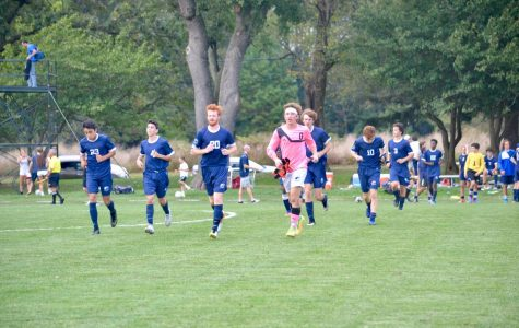 Sports Spotlight: Boys' Soccer