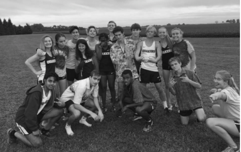 WFS Cross Country Adjusts to Change with a Winning Mentality