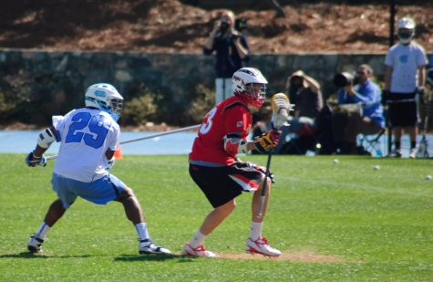 The college lacrosse season and the effects of the coronavirus