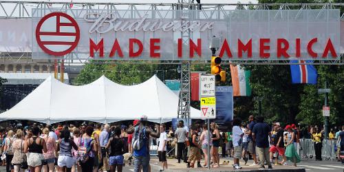Annual Made in America Festival