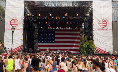 Made in America 2016