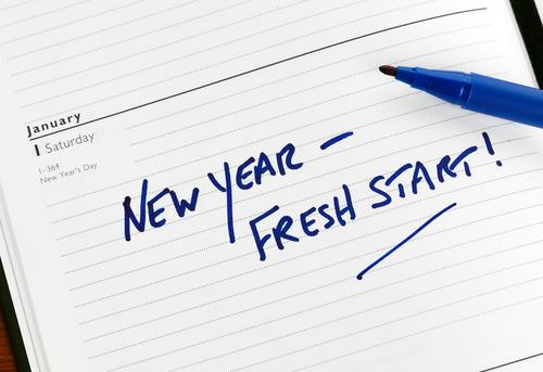 New Year, New You: Thoughts on New Year's Resolutions
