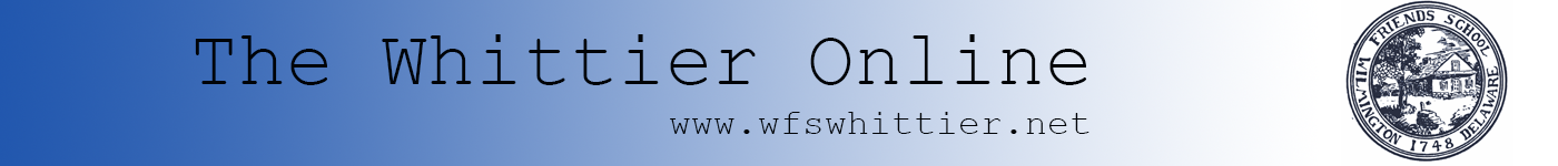 The student news site of Wilmington Friends School