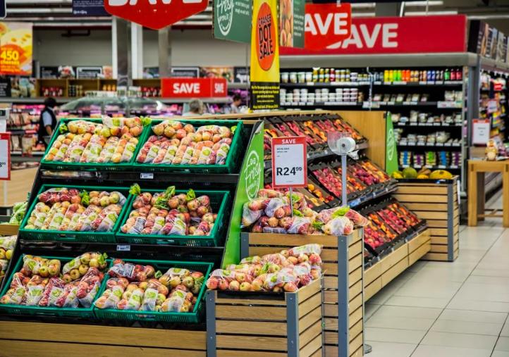 Grocery Store Legato
